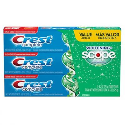 Toothpaste Buying Guide