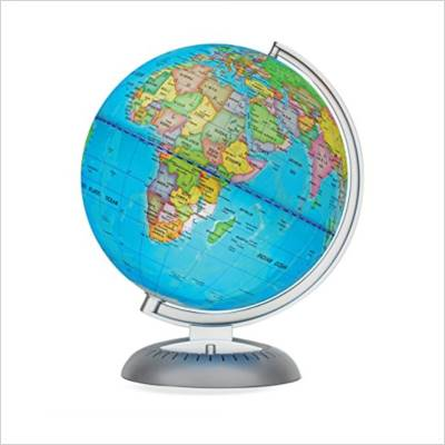 Geographic Globe Buying Guide
