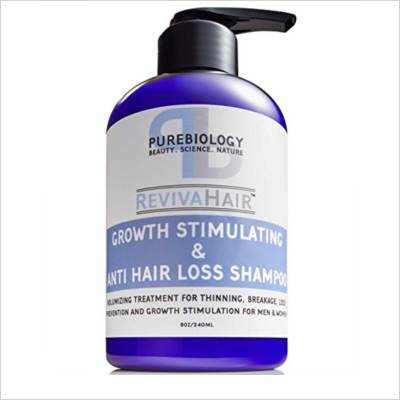 Hair Regrowth Shampoo Buying Guide