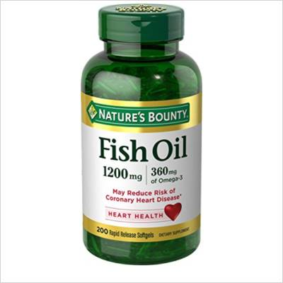 Fish Oil Top 10 Rankings