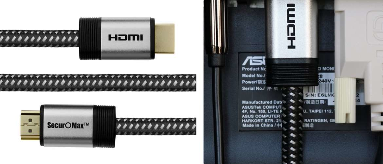 SecurOMax SMHDMI06 Hdmi Cables