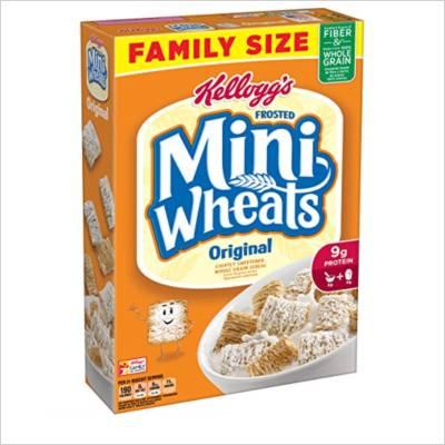 Breakfast Cereal Top 10 Rankings