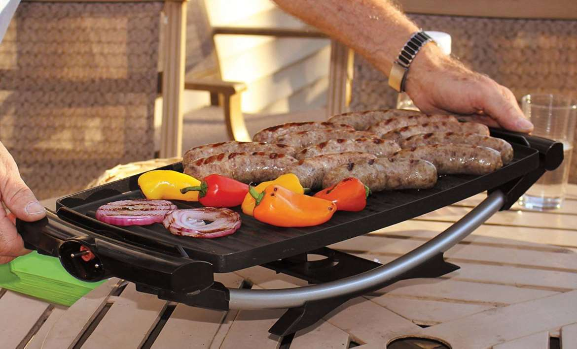 Electric Grills Top 10 Rankings