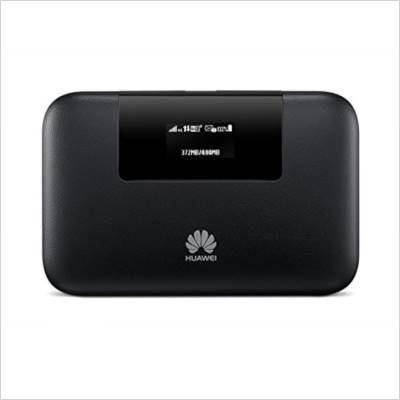 Mobile Hotspot Top 10 Rankings