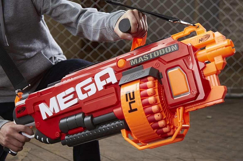 Toy Foam Blasters Top 10 Rankings