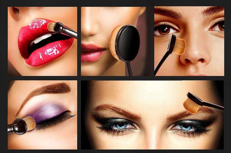 Makeup Brushes Top 10 Rankings