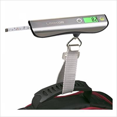 Luggage Scale Top 10 Rankings
