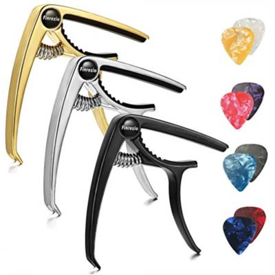 Guitar Capos Top 10 Rankings