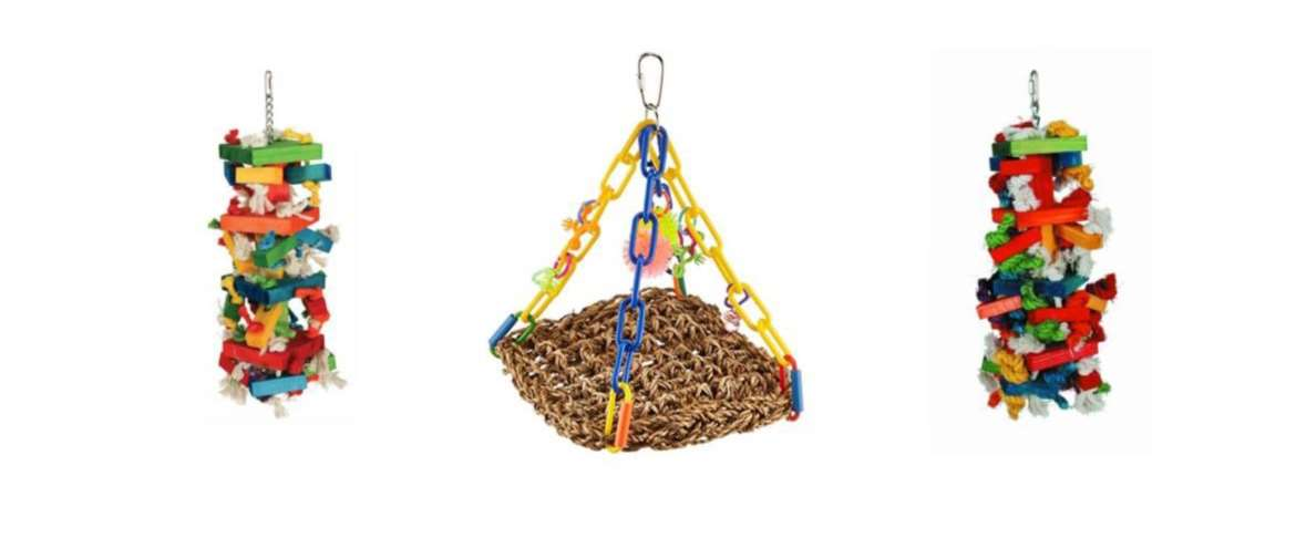 Bird Toy Top 10 Rankings