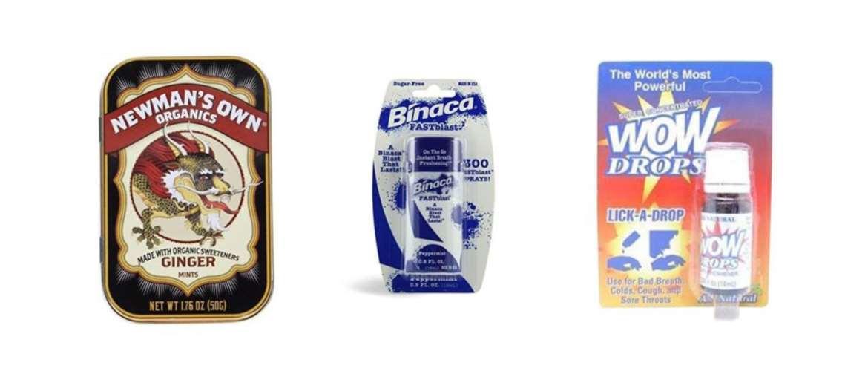 Breath Freshener Top 10 Rankings