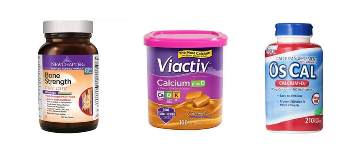 Calcium Supplement Top 10 Rankings