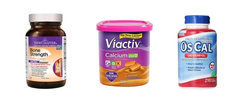 Calcium Supplement Top 10 Rankings
