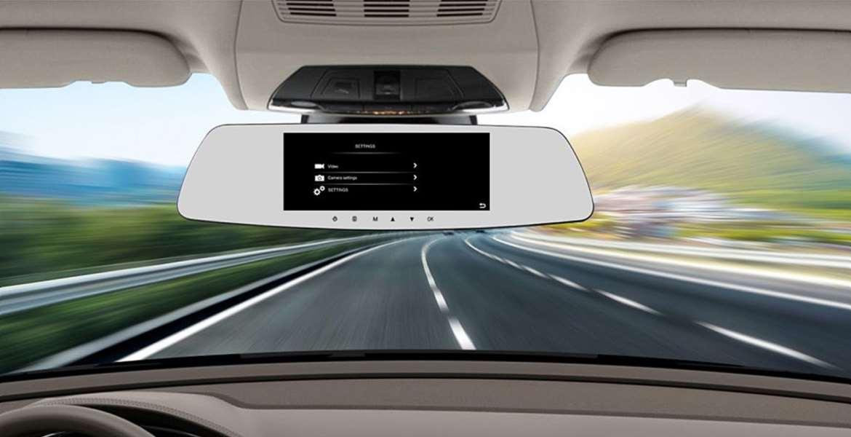 Car In-Mirror Video Top 10 Rankings