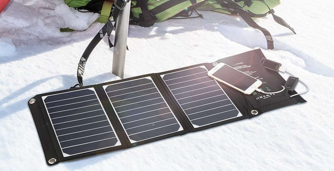 Cell Phone Solar Charger Top 10 Rankings
