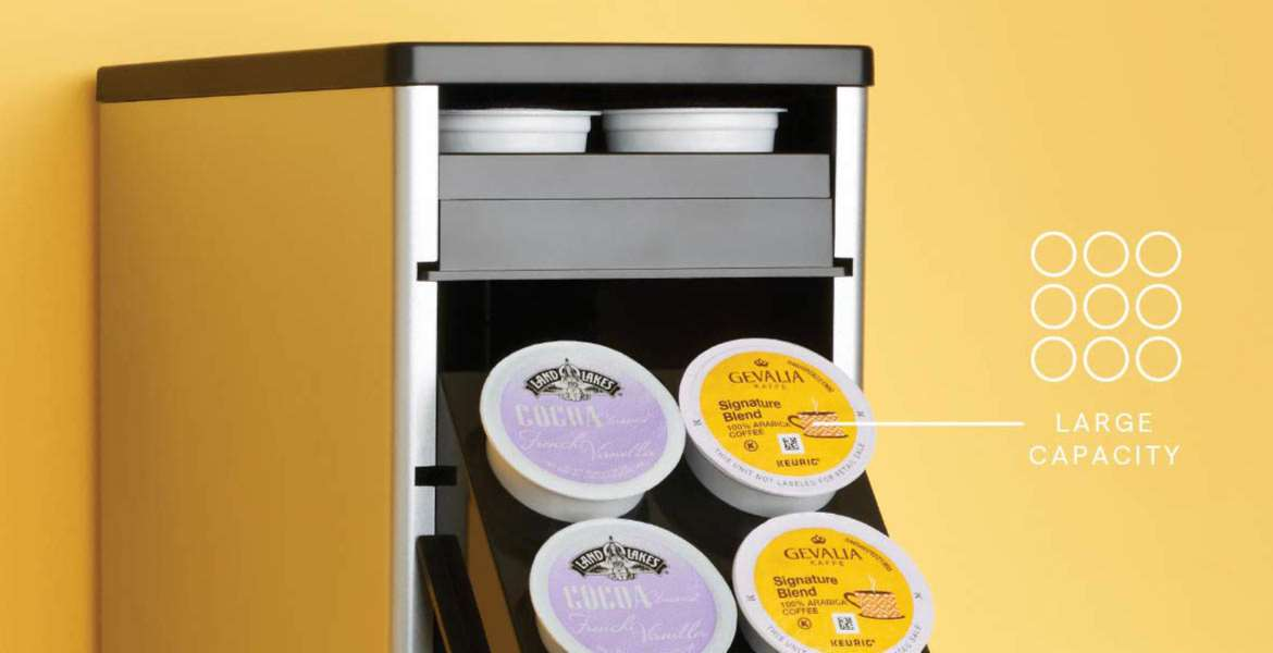 Coffee Pod Holder Buying Guide