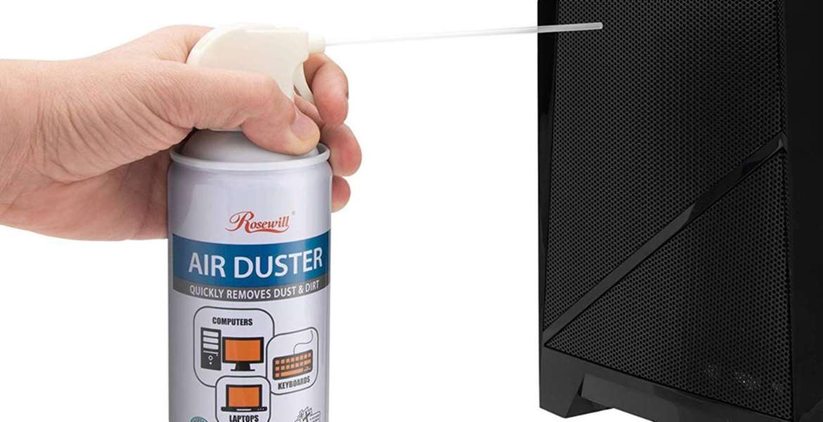Compressed Air Duster Top 10 Rankings