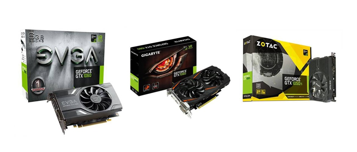 Computer Graphics Card Top 10 Rankings