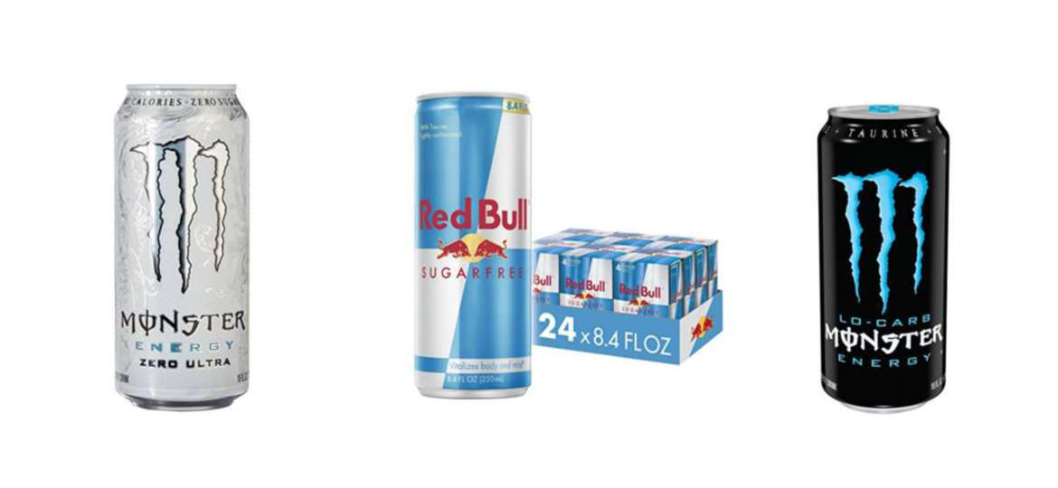 Energy Drink Top 10 Rankings