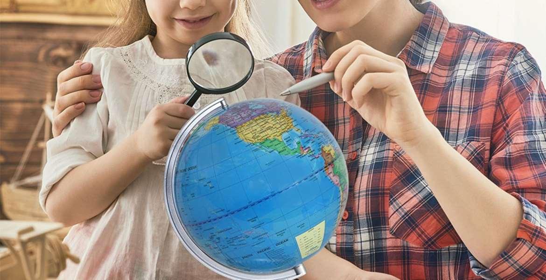 Geographic Globe Top 10 Rankings