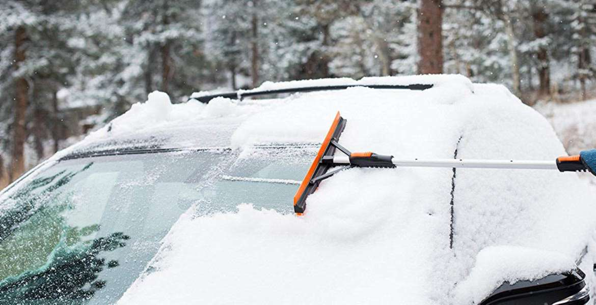 Ice Scraper & Snow Brush Buying Guide