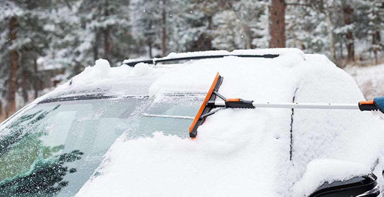 Ice Scraper & Snow Brush Buying Guide