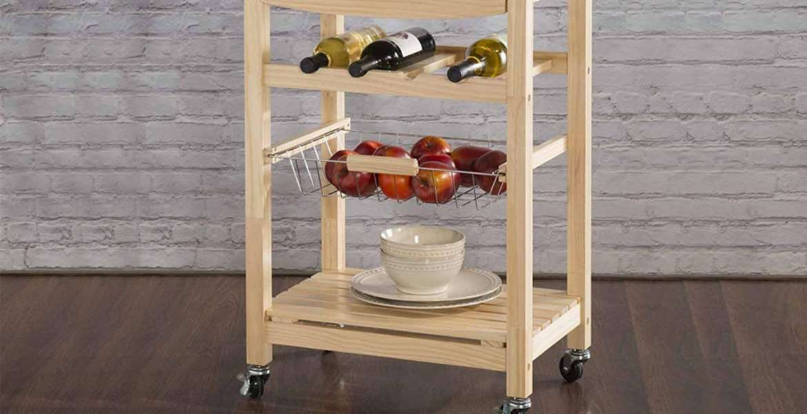 Kitchen Island & Cart Top 10 Rankings