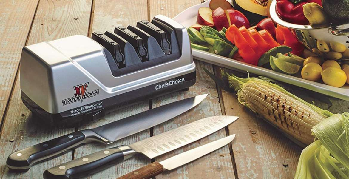 Knife Sharpener Buying Guide