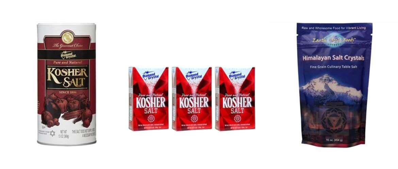 Kosher Salt Top 10 Rankings