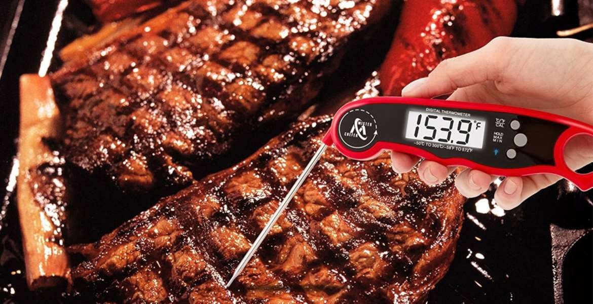 Meat Thermometer Top 10 Rankings