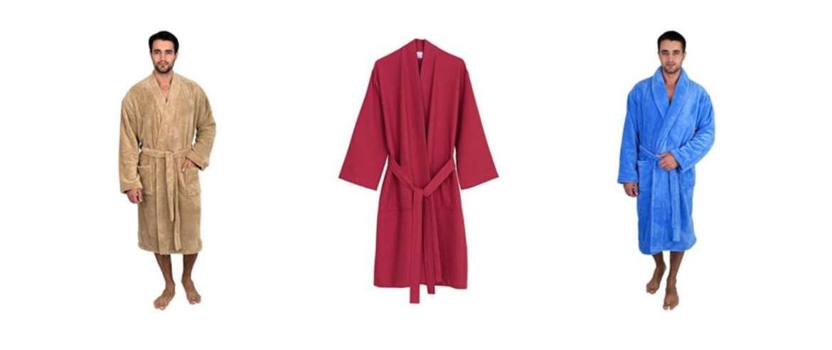 Men's Bathrobe Top 10 Rankings
