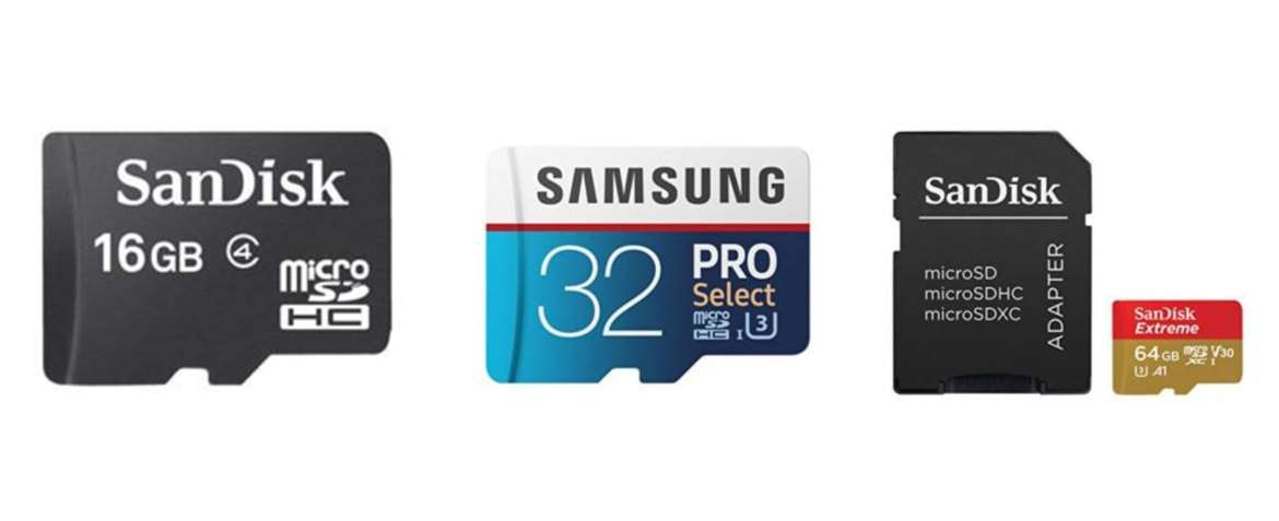 Micro SD Memory Card Top 10 Rankings