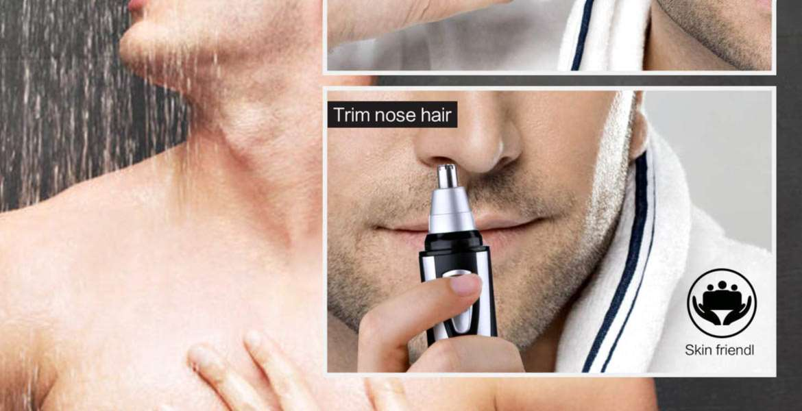 Nose Hair Trimmer Top 10 Rankings