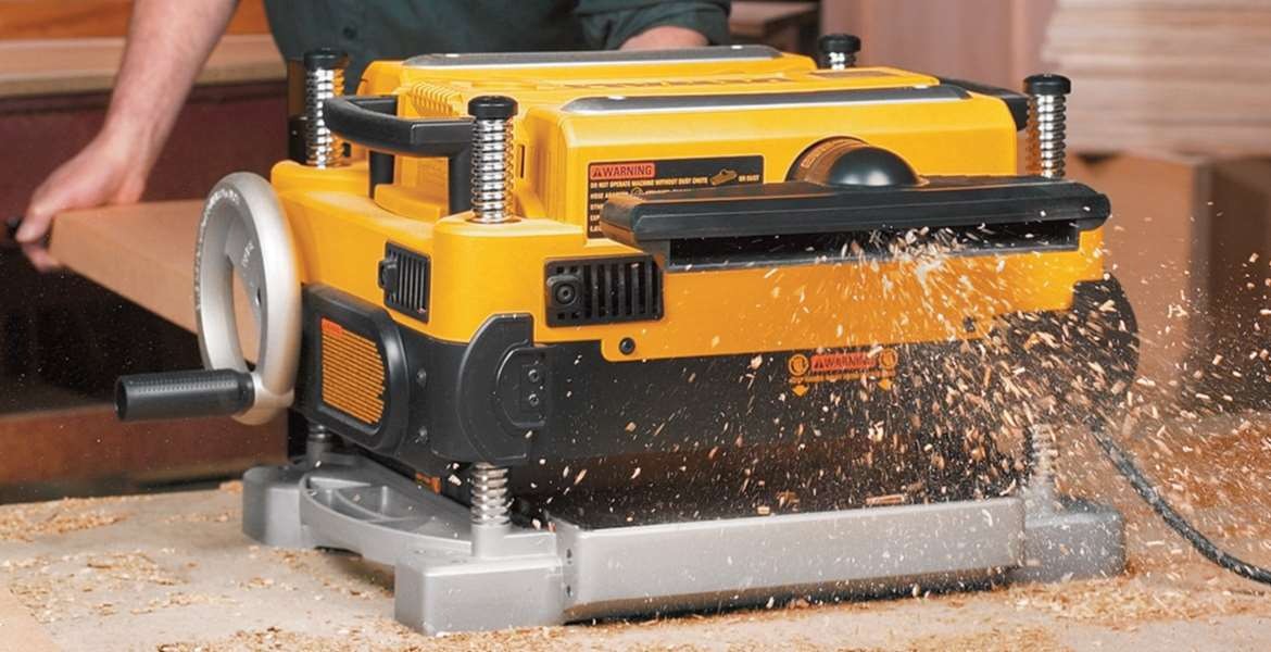 Power Planer Buying Guide