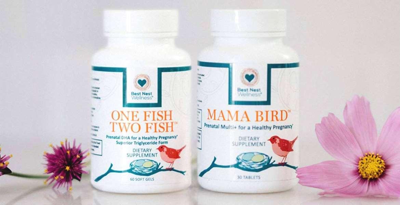 Prenatal Vitamin Top 10 Rankings