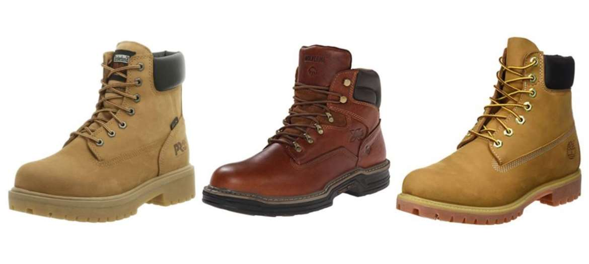 Work & Safety Footwear Top 10 Rankings