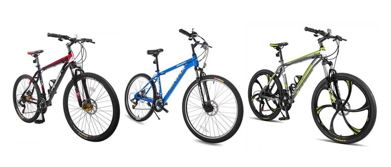 Mountain Bikes Top 10 Rankings